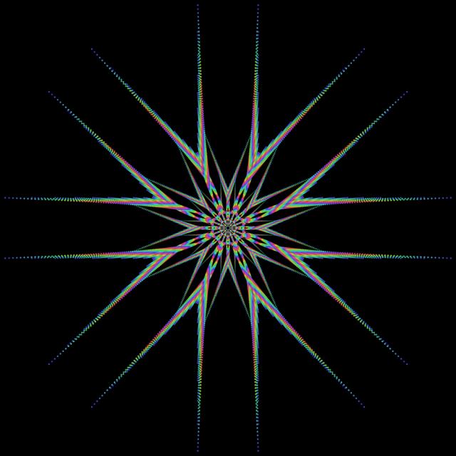 PointFlake CFDG Image