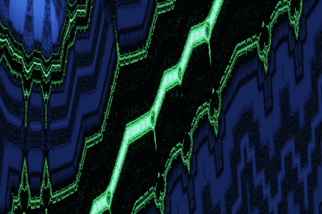 Mandelbrot Image (Absolute Variant)